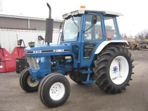 1987 Ford 5610 Tractor