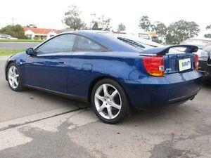 2000 Toyota Celica SX Blue 6 Speed Manual Liftback Brooklyn Brimbank Area Preview