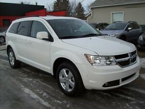 2010 Dodge Journey SXT/AUTO/NAVI/SUNROOF Edmonton Edmonton Area image 9