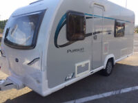 BAILEY PURSUIT 2014 - 4 Berth, situated Costa Blanca Spain