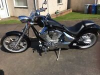 Honda VT 1300 CX-A (Fury) immaculate condition