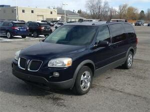 2007 PONTIAC MONTANA SV6 EXTENDED, TV, DVD, EXCELLENT CONDITION!