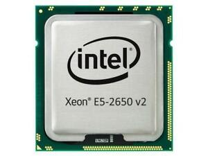 Intel Xeon Processor E5-2650v2 2.6GHz 8-Core - 730238-001