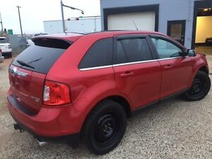 2012 FORD EDGE LIMITED 2 SETS OF TIRES AND RIMS NAV/PANO ROOF Edmonton Edmonton Area image 6