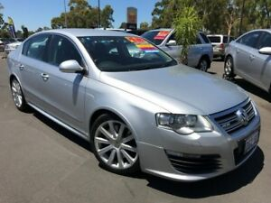 2009 Volkswagen Passat Type 3C MY09 R36 DSG 4MOTION Silver 6 Speed Sports Automatic Dual Clutch East Bunbury Bunbury Area Preview