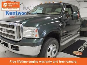 2005 Ford F-350 KING RANCH F-350 6.0L V8 TURBO DIESEL!!! REAL CO