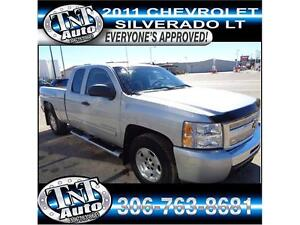 2011 Chev Silverado 1500 LT- BANKS SAY NO? WE CAN HELP! APPLYNOW