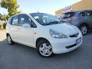 2003 Honda Jazz VTi White 7 Speed CVT Auto Sequential Hatchback Malaga Swan Area Preview