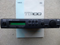 Yamaha MIDI controlled Tone Generator TG100