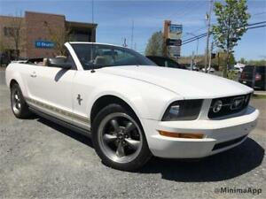 Ford mustang convertible,décapotable,cabriolet