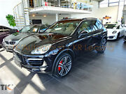 Porsche Cayenne Turbo *Panorama/ Distronic/ PDCC/ VOLL*