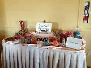 Candy bar dishes for rent