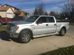 """2012 Ford F150 XTR Supercrew 4x4  """"We Finance Pay direct-No bank"""