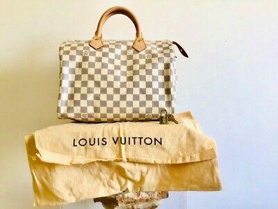 Louis Vuitton Speedy 30 Azur