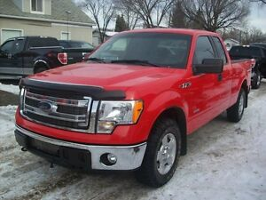 2014 Ford F-150 XLT/4X4/SUPER CAB/EASY FINANCE Edmonton Edmonton Area image 12