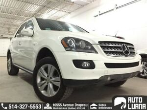 2008 Mercedes-Benz ML320 CDI FULL / NAVIGATION / TRES PROPRE!