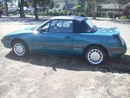 Ford Capri Convertible