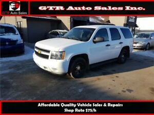 2013 Chevrolet Tahoe Police *NEW TIRES, GREAT CONDITION*