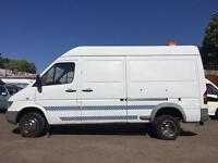 MERCEDES BENZ SPRINTER 412D + RECOVERY VEHICLE+ HIGH ROOF + TWIN WHEELS
