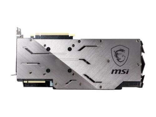 MSI GeForce RTX 2080 GAMING X TRIO Video Card 8GB 256-Bit GDDR6 3