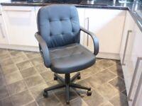 New Trexus Leather computor operators chair