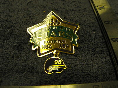 Other - Fast Pitch Softball Collectors Pin