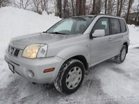 2006 Nissan X-trail XE SUV, Crossover Excellent Condition