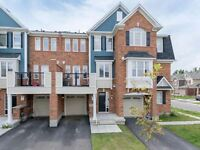 Two Years New This Clean And Bright Mattamy Freehold Townhouse.