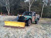 1953 Dodge M37 Still available.