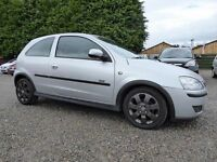 Vauxhall Corsa 1.2 SXI 16v, 3Dr, Perfect First Car, Cheap Insurance, Low Tax, Low Miles, New MOT