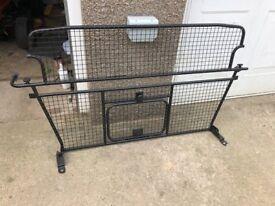Range Rover Sport Dog Guard / Cargo Barrier (05-13) Genuine LR