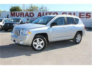 2010 Jeep Compass North Edition 122,000 kms !!