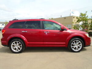 SOLD!!!!!!!!ourney R/T-LUXURY--AWD-SUNROOF-LEATHER-NAVI-B/CAMERA