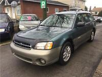 SUBARU OUTBACK LAGACY FORESTER 4x4