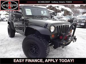 2008 Jeep Wrangler Unlimited Sahara!! HARDTOP!! UPGRADES!!