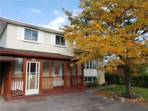 Very Well Maintained And Upgraded Detached Home