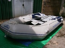 FOR SALE HYDRO FORCE INFLATABLE RIB