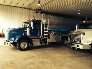 Potable Water Hauling & Vac Service - Industrial & Residential Strathcona County Edmonton Area image 1