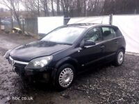 VAUXHALL ASTRA 2004 ONWARDS MK5 TEL 07814971951 BREAKING FOR SPARES