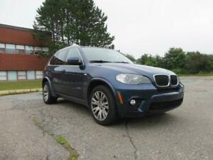 EASY TO FINANCE!!! 2011 BMW X5 35i M-PACKAGE! AWD