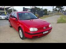 2000 Volkswagen Golf GLE GLE 4 Speed Automatic Hatchback Deer Park Brimbank Area Preview