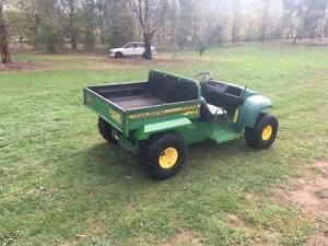 john deere petrol gator 4x2 Young Young Area Preview