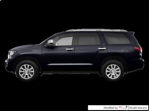 2018 Toyota Sequoia PLATINUM 5.7L 6-SPD