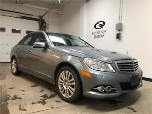 2012 Mercedes-Benz C250 4Matic  *Sunroof *Leather *Heated Seats