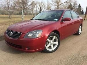 2006 Nissan Altima 3.5 SE   (only 110,000 kms)