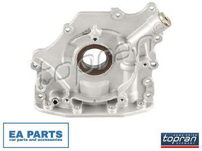OIL PUMP FOR CITROËN FORD PEUGEOT TOPRAN 722 974 NEW
