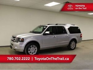 2011 Ford Expedition MAX MAX LIMITED; 8 PASSENGER, SUNROOF, NAV,
