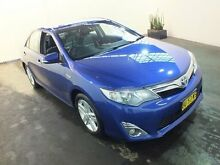 2013 Toyota Camry AVV50R Hybrid HL Reflex Blue Continuous Variable Sedan Clemton Park Canterbury Area Preview