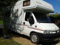 Compass campervan