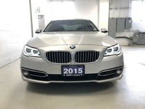 2015 BMW 5 Series i xDrive
